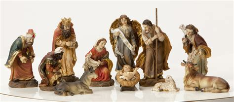 20 50 nativity sets