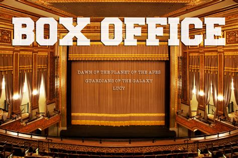 daftar film fiksi box office 10 film weekend box office internasional per 31 agustus 2014