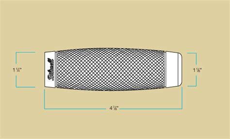 Zoll Motorradteile Usa by Biltwell Griffgummi Recoil 1 Zoll 24helmets De