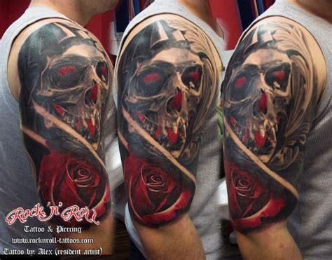 rock n roll tattoos alex rock n roll artist big planet