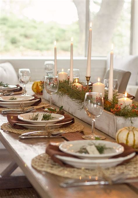 thanksgiving table 1000 ideas about rustic thanksgiving decor on pinterest
