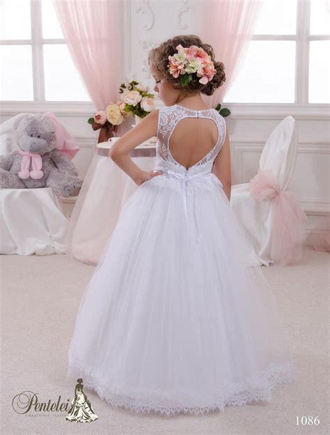 flower dresses for girls with open back