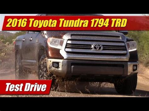 2016 toyota tundra real world towing mpg review tundra vs