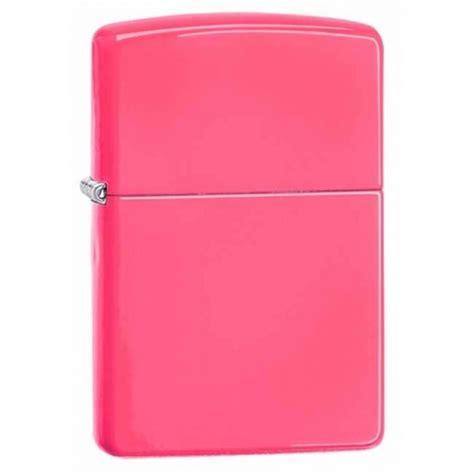 zippo neon pink lighters 28886