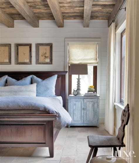 rustic blue bedroom rustic blue country bedroom luxe interiors design