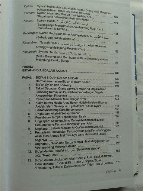 Syaikh Al Albani Dihujat Abu Ubaidah 1 buku kamus bid ah disarikan dari buku buku syaikh al albani