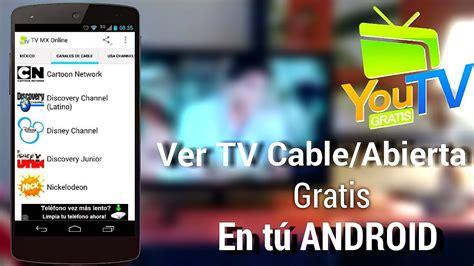 veracruz ya pago ver television de pago en android 2016 ya es posible con