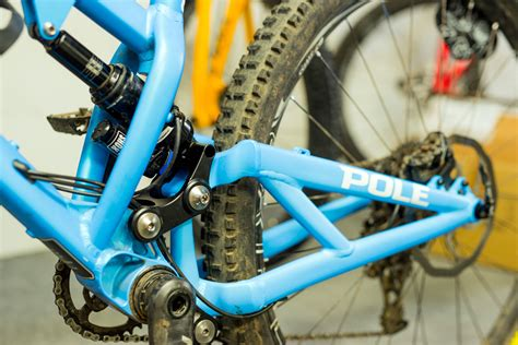 swing arm mountain bike pole adds boost and non boost compatibility with new 2017