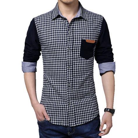 luxury designer clothes winter 2015 business shirt stitching 5xl mens designer