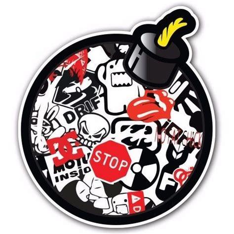 hoonigan sticker bomb details about bomb sb5 sticker bomb decal car macbook