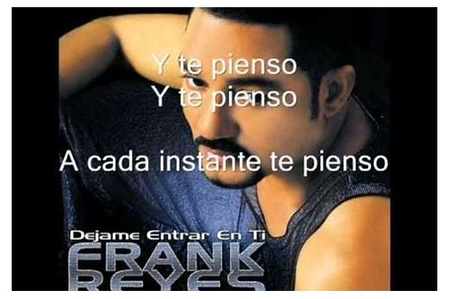 te pienso frank reyes download