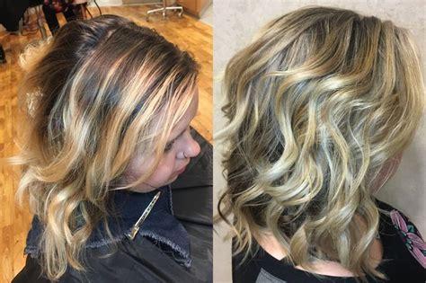 haircut places bellingham wa 25 best ideas about blonde foils on pinterest blond