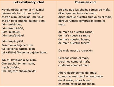 Poemas En Nahuatl Y Su Traduccion | poemas cortos en lengua nahuatl adivinanzas en lengua n
