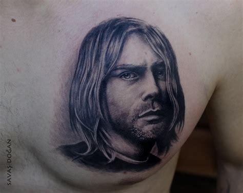 kurt cobain tattoo kurt cobain by moviemetal3 on deviantart