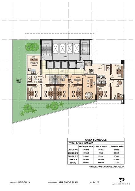small office floor plan sles and conceptdraw sles sle office floor plans joseph chalhoub real estate development