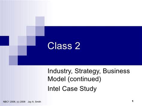 Class 2 Ppt Intel Case Study Powerpoint Presentation 2
