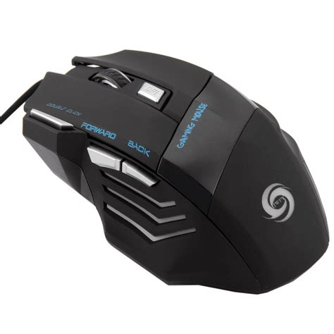 Mouse Gaming Usb 5500 dpi 7 button led optical usb new wired gaming mouse mice for pro laptop gamer jpg