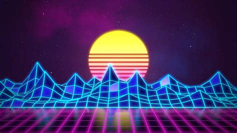 Car Neon Wallpaper by Neon 80s Wallpaper 78 Images