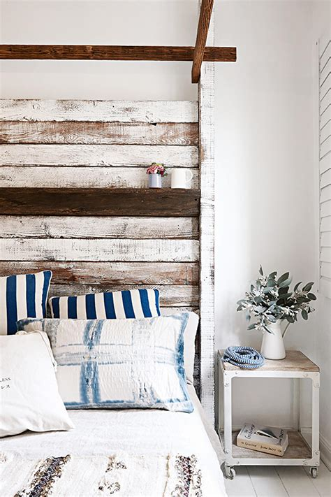 Headboard Inspiration by Rustic Inspired Headboards Mountainmodernlife