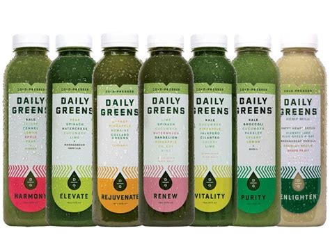 Daily Juice Detox by Clean Up Your Act With These Local Juice Cleanses And