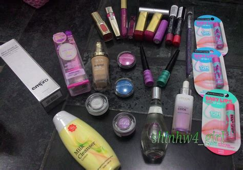 Harga L Oreal Tint Caresse june july 2015 haul green peass