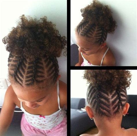 styling two year hair 25 best ideas about mixed girl hairstyles on pinterest