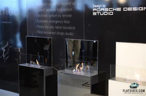 Porsche C Seed 201 Price by Porsche Design Studio Fireplace