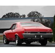 Chevrolet Nova SS 350 1972