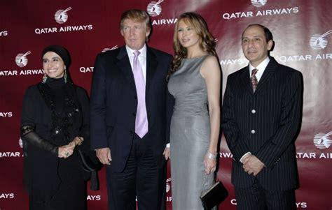 donald trump qatar memusuhi umat islam ternyata harta donald trump dari