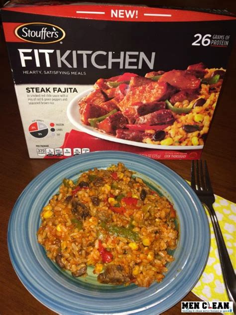 and easy protein packed meals with stouffer s 174 fit