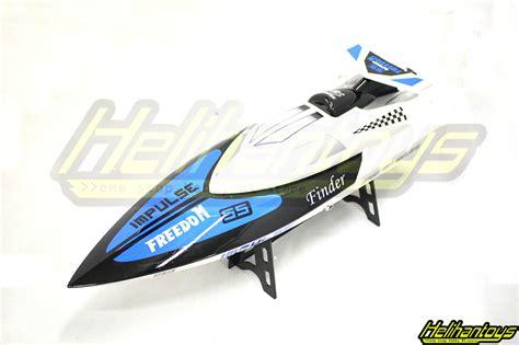 Racer Rc Kapal Speed Boat Biru Mainan Anak Remote jual mainan kapal remote setelan bayi