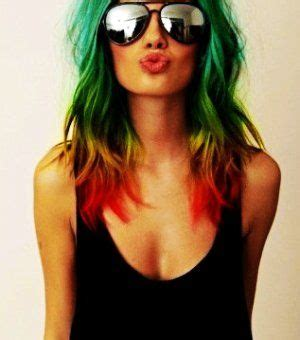 can you dye marley hair reminds me of the rainbow would love to be able to get