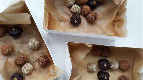 Handmade Truffles - chocablock handmade chocolates truffles and fudge 28