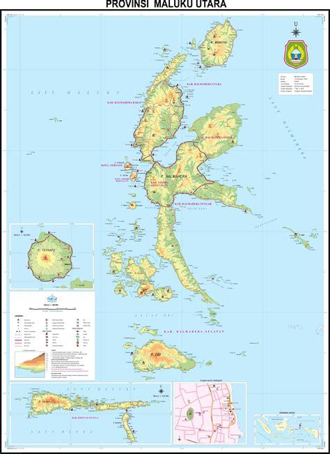 Atlas Tematik Provinsi Papua peta wilayah nkri di kepulauan maluku dan papua fery sujarman
