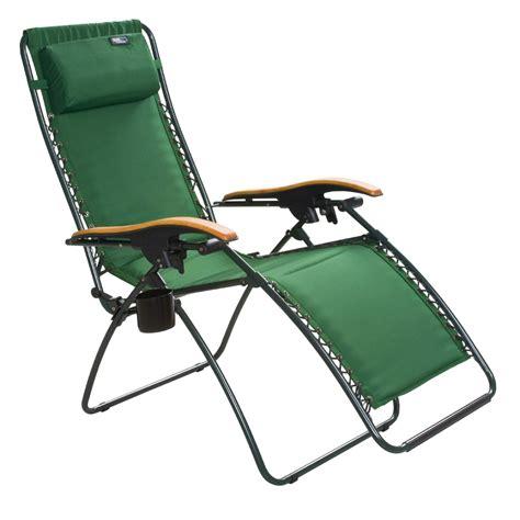 travel chair lounge lizard padded chair recliner 97879
