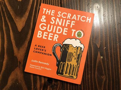 the scratch sniff guide to a lover s companion books craftbeertime it s always craft time