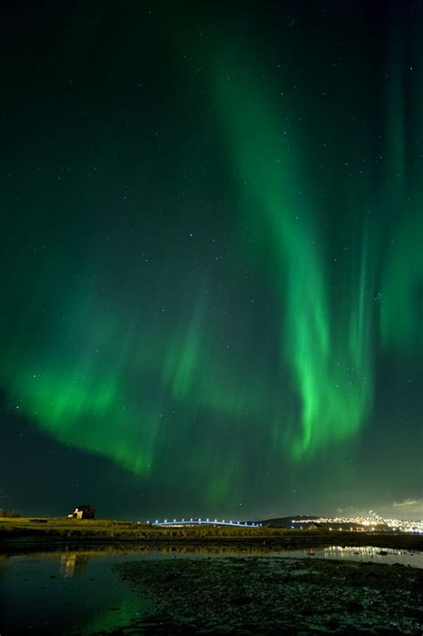 Northern Lights 2009 by Spaceweather October 2009 Northern Lights Gallery