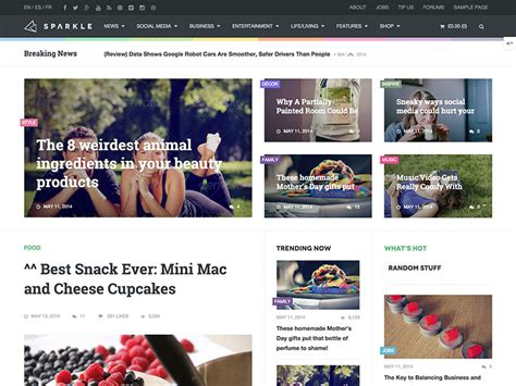 45 best magazine wordpress themes 2018 athemes