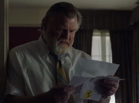 mr mercedes here s the first footage from quot mr mercedes quot tv series