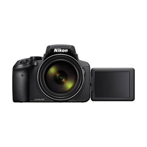 Nikon P900 Ksa by Nikon Coolpix P900 16mp 83x Optical Zoom Wi Fi Digital Black Xcite Alghanim