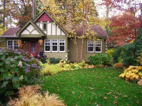 amazing color for the fall landscape landscaping ideas