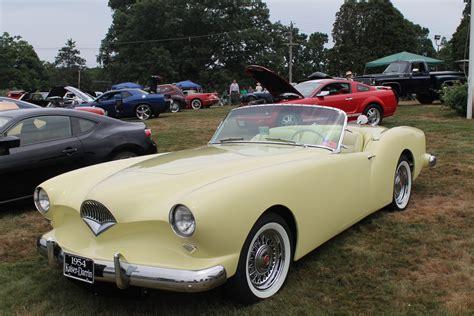kaiser willys 1954 kaiser darrin america s first fiberglass sports car