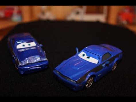 mattel disney cars  rod torque redline variations