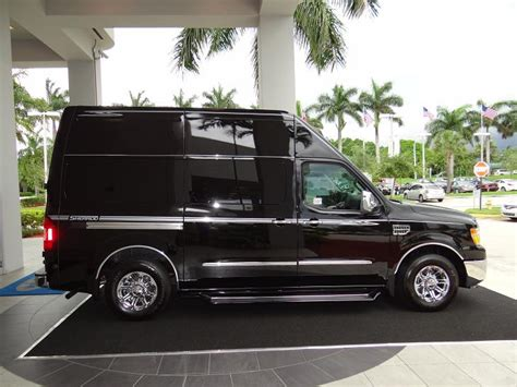 nissan nv 2500 rv conversion nissan nv the news and reviews with the best