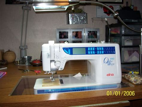 table hanford ca elna sewing table espotted