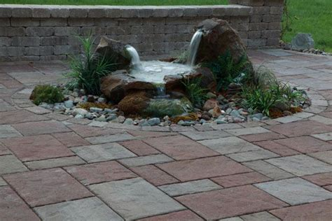 water for patio best 25 fountains ideas on garden