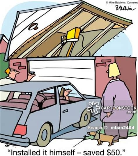 garage cartoon garage door cartoons and comics funny pictures from