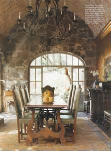 Old World Dining Room Old World Style Rustic Dining Room Ad Money Is No