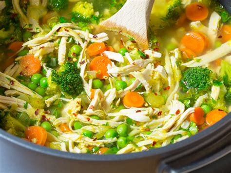 Damn Delicious Detox Chicken Soup by Best Easy Soup Recipes On Insider