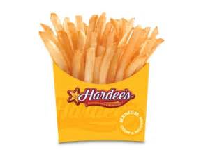 fries hardee s arabia